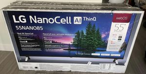 LG Nano Cell A1 Thin Q 55 inch for Sale in San Diego, CA