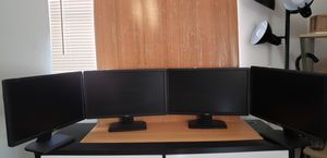 "Dell 23"" monitors 4 left $65 each for Sale in Sarasota, FL"