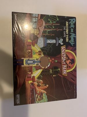 Rick and morty board game for Sale in Chicago, IL