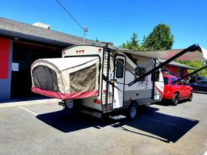 2017 Starcraft AR1 Travel Trailer for Sale in Portland, OR