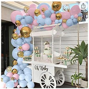 Gender Reveal Balloon Arch for Sale in Hollywood, FL