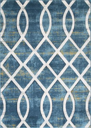 8x10 Blue Rug for Sale in Los Angeles, CA