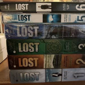 LOST Complete DVD set for Sale in Laguna Niguel, CA