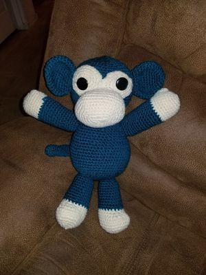 Monkey stuffed animal for Sale in El Mirage, AZ