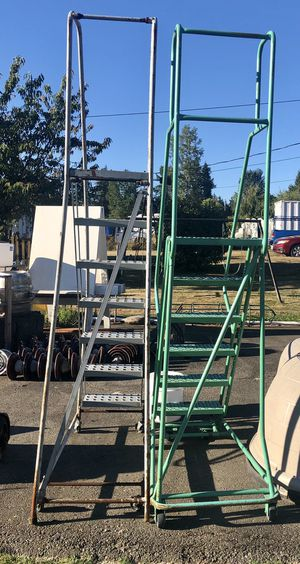 Rolling ladders for Sale in Tacoma, WA
