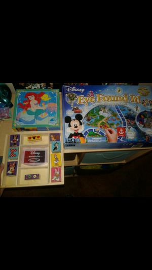 Educational disney fun for Sale in Mint Hill, NC