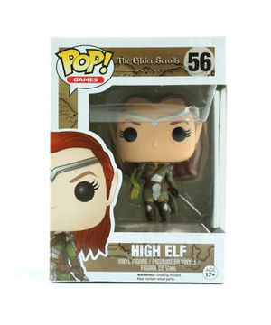 Funko Pop! The Elder Scrolls Online High Elf Vinyl Figure Toy Collectible #56 for Sale in Las Vegas, NV