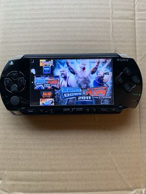 PSP Black Like New With 5,000+ Games & Movies 👑 for Sale in Santa Ana, CA