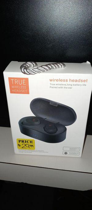 True wireless headset for Sale in Philadelphia, PA