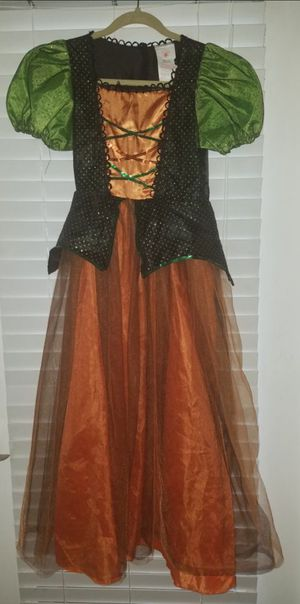 Kids witch halloween costume for Sale in Tampa, FL