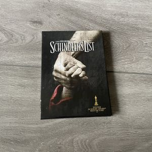 Schindler's List DVD for Sale in Los Angeles, CA