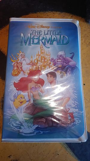 Banned copy of little mermaid xxx rated graphics for Sale in San Jose, CA