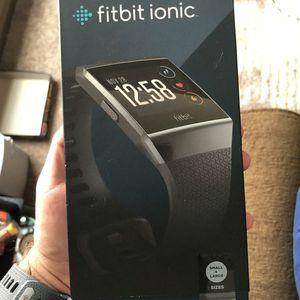 Fitbit ionic for Sale in Virginia Beach, VA