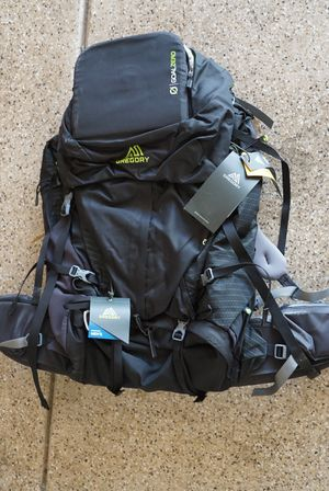 Gregory Baltoro 75 goal zero backpack hiking pack sz M - New for Sale in Las Vegas, NV