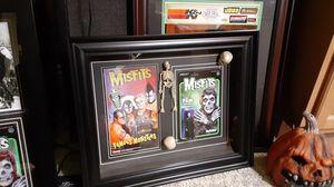 MISFITS Fiend Action Figure Custom Display for Sale in Las Vegas, NV