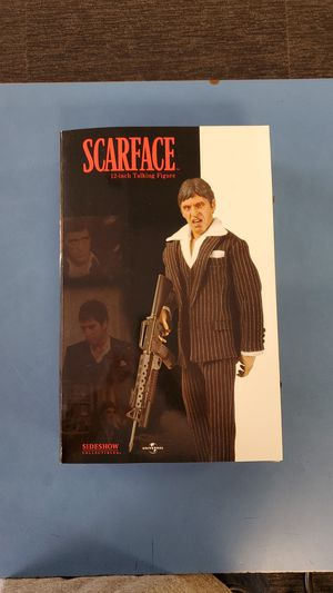 "Scarface 12"" talking Tony Montana Sideshow Collectibles for Sale in Phoenix, AZ"