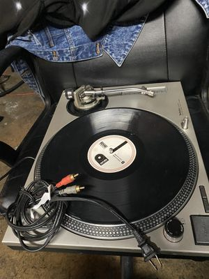 2 Technic 1200's ( DJ equipment) for Sale in Chino, CA