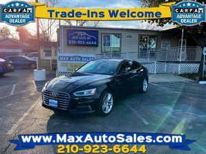 2019 Audi A5 Sportback for Sale in San Antonio, TX