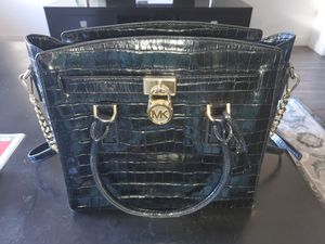 Michael Kors leather Alligator Bag for Sale in Chula Vista, CA