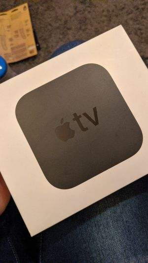 Apple TV -32 GB 4K HDR for Sale in Ontario, CA