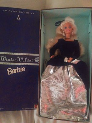 Barbie Doll Winter Velvet Special Edition for Sale in Casselberry, FL