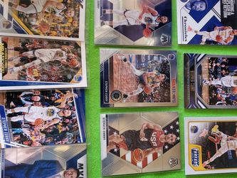 Lot Of 10 Random Golden State Warriors STEPH CURRY Basketball Cards All For $25 for Sale in Clovis, CA