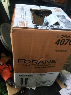 Freon R-407 for Sale in Humble, TX