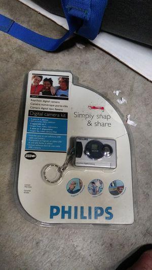 Phillips keychain digital camera for Sale in Riverside, CA