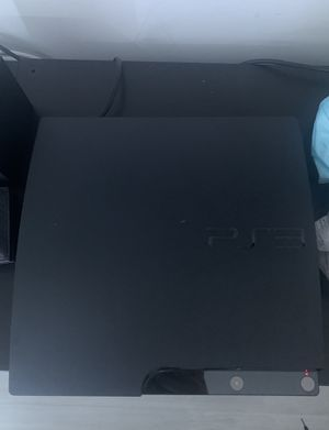 PS3 Good Condition, with 17 games and case all in good condition for Sale in Miami, FL