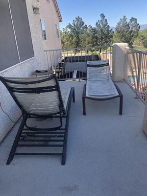 Pool Patio Chairs for Sale in Las Vegas, NV