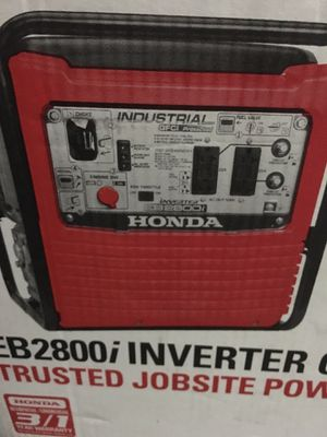 Honda Generator for Sale in Reno, NV