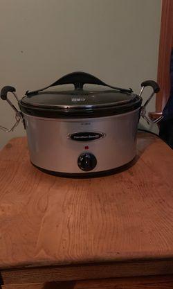 Hamilton beach crock pot for Sale in Wampum,  PA