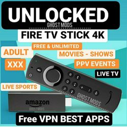 Firestick 4K for Sale in Sacramento,  CA