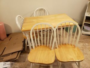 Kitchen table set for Sale in Cantonment, FL