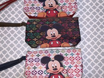 Mickey Mouse Cosmetic Bags for Sale in Colton,  CA