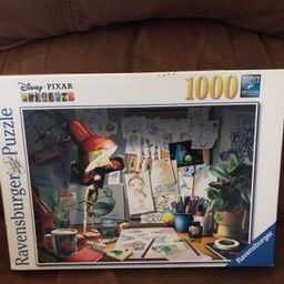 Ravensburger Pixar Puzzle for Sale in Cypress, TX