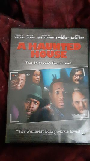 A Haunted House Movie DVD for Sale in Columbia Station, OH