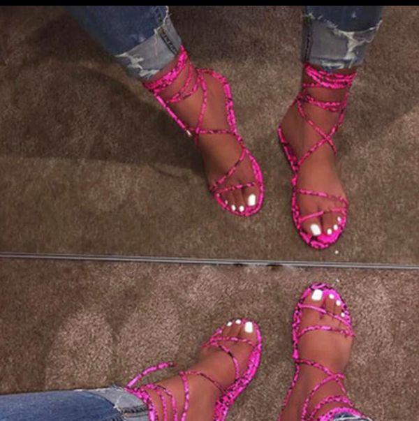 New Summer Sandals
