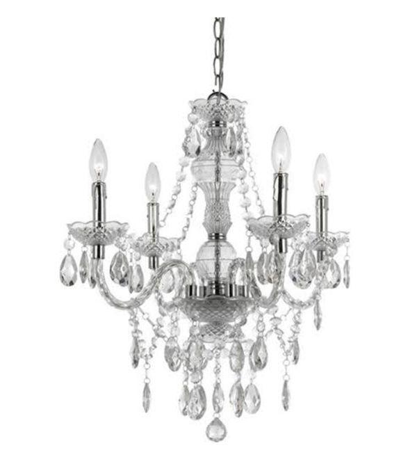 Chandelier, Pendant, Clear, lighting, light, lights. RETAIL $120