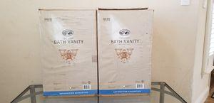 Two Light Bath Vanity for Sale in Murphy, TX