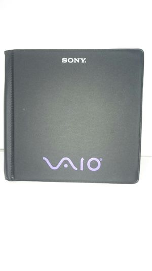 Sony vaio works & money 99 software for Sale in East Los Angeles, CA