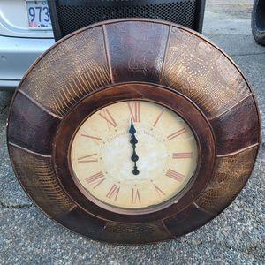 "36"" Edinburgh Clock Works Clock for Sale in Covington, WA"