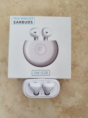 Wireless Earbuds Bluetooth 5.0 Headphones for Sale in Davie, FL