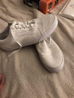 White vans for Sale in Oakley, CA