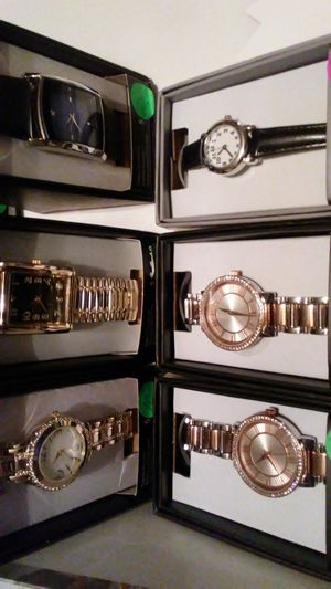 $6eachNewWatches Unopened for Sale in Eugene, OR