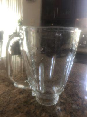 Osterizer Blender Glass Jar for Sale in San Diego, CA