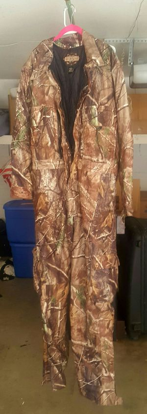 Guide gear hunting coveralls for Sale in San Diego, CA