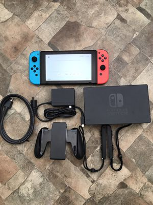 Nintendo switch version 2 for Sale in Winchester, CA