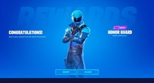 Fortnite honor guard for Sale in Los Angeles, CA