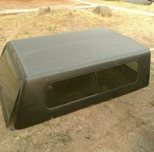 Short bed camper Chevy for Sale in Fresno, CA